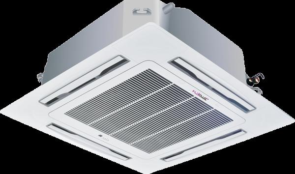 Fujiplus airconditioning casette kantoor